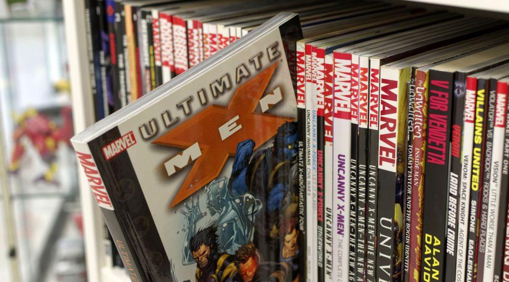 Quatre grands noms de la bande dessinée européenne